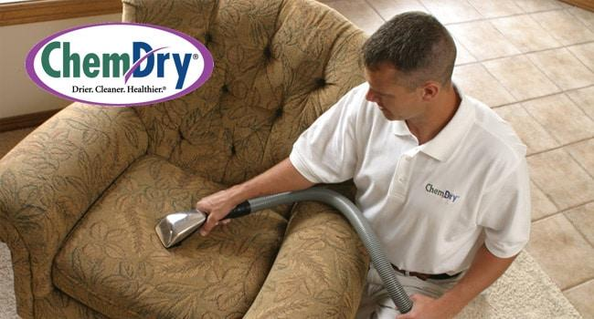 chemdry furniture cleaning tampa